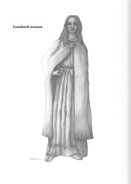 Lombard woman