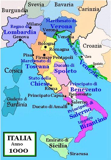 ita Italia anno 1000 aggiornata